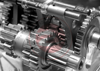 High-speed gear, quenched and tempered steel gears, carburized steel gears