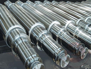 High Speed 4140 Cast Steel, Roller Forging precise testing , 15000mm Length
