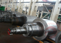 Custom Stepped Steel Roller, Roller Forging, DIN ISO, Forged Hot Roll EF+ LF + VD