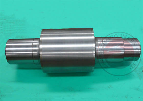 China Open die forging, carbon, alloy steel shaft, forged shaft;  mining machinery shaft forging distributor