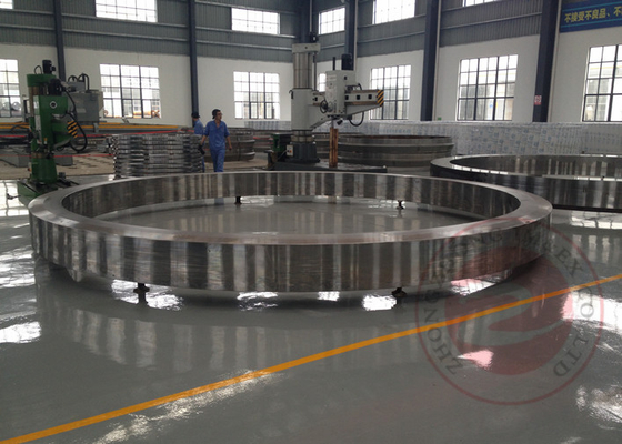 China DIN, ASTM, EN ring forgings, wind tower ring, wind tower flange, tower flange, wind tower distributor