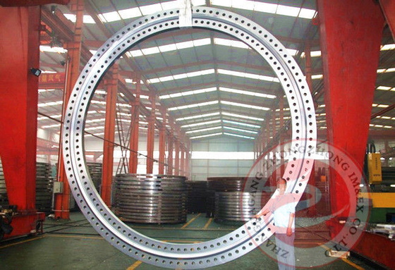 China Open Die Rolled Ring Flange Forging Stainless Steel And Hastelloy EN10228 ISO distributor